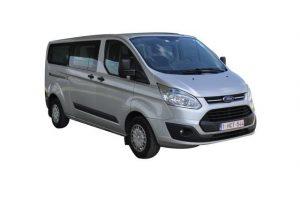 Minibus Ford Transit huren in Antwerpen