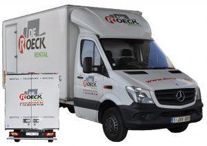 Vrachtwagen 20 m³ huren in Aartselaar en Antwerpen